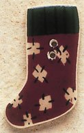 43018 - Patch Stocking - 3/4in x 1 1/4in